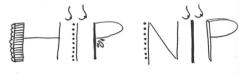hip nip signature