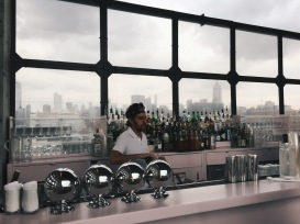 The Bar at Le Bain