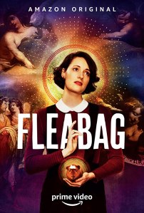 Image of the poster for the show Fleabag.