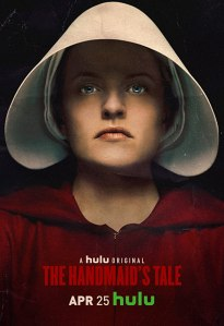 Image for the poster of the show The Handmaid's Tale.